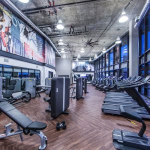 Fitness Center / Yoga