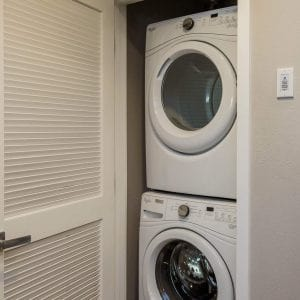 The Pierce - Washer/Dryer
