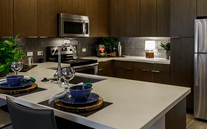 The Pierce - Kitchen