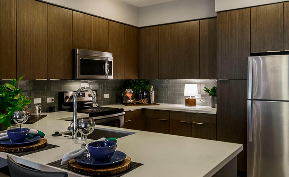 News from The Pierce - Fantastic floor plans at The Pierce